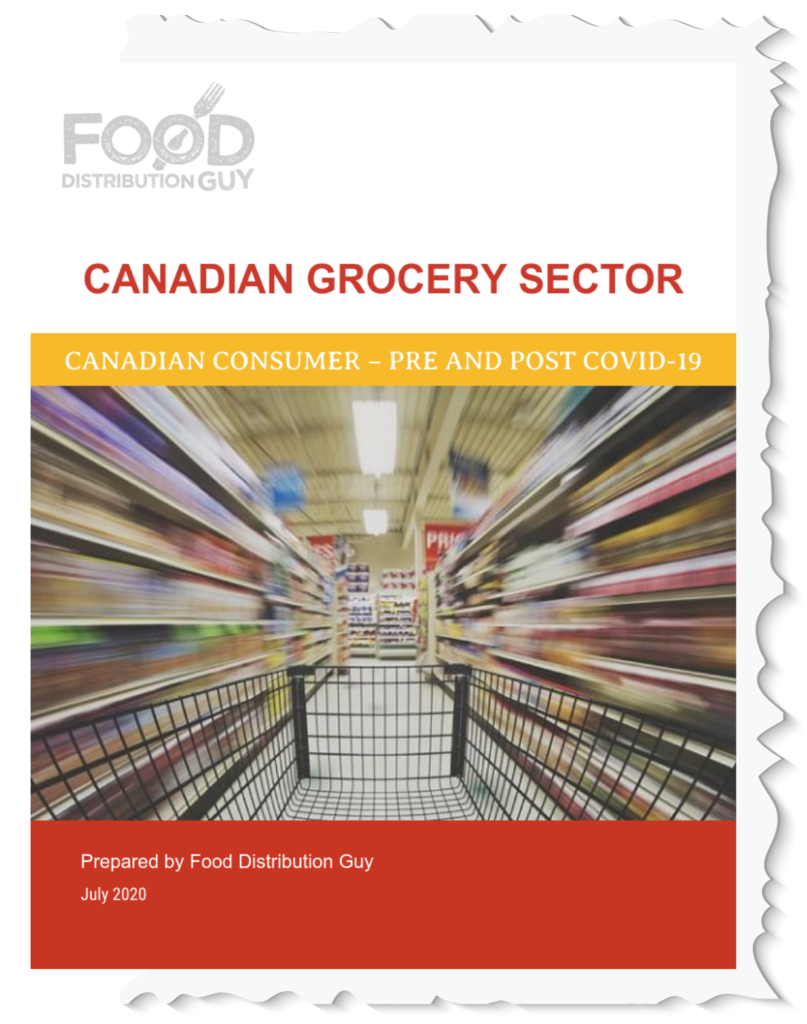 canadian grocery sector covid-19
