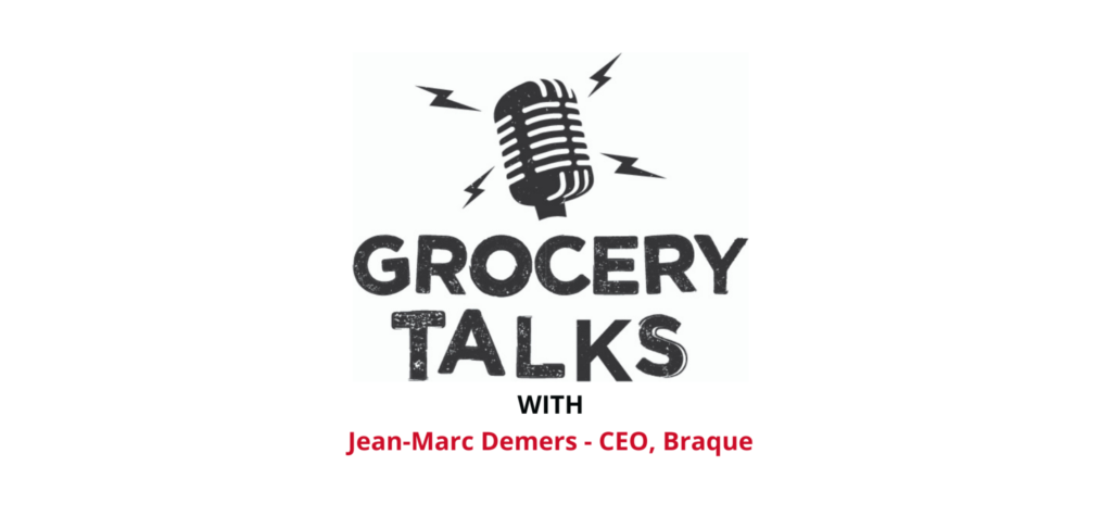 Grocery Talks with Jean Marc Demers